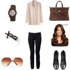 Eleanor Calder Inspired Outfit. :)