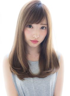 Haircut Blunt Long Layered Hairstyles Ideas For 2019 Medium Hair Cuts, Long Hair Cuts, Medium Hair Styles, Short Hair Styles, Haircuts For Long Hair, Girl Haircuts, Hairstyles With Bangs, Layered Hairstyles, Trending Hairstyles