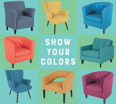 Accent Chairs Are A Fun And Easy