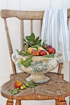 Shabby Chic Interiors: É arrivato l'autunno
