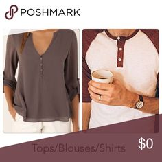 Tops, Blouses, T-Shirts, Dress Shirts For women, men, and juniors. All colors, shapes, designs, and sizes. Tops