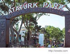 Ve tabi ki olmazsa olmaz ülkelerde de Atatürk'ün isminin verildiği çok sayıda yer bulunmakta. Atatürk Parkı - Bakü, Azerbaycan