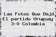 http://tecnoautos.com/wp-content/uploads/imagenes/tendencias/thumbs/las-fotos-que-dejo-el-partido-uruguay-30-colombia.jpg Partido Colombia. Las fotos que dejó el partido Uruguay 3-0 Colombia, Enlaces, Imágenes, Videos y Tweets - http://tecnoautos.com/actualidad/partido-colombia-las-fotos-que-dejo-el-partido-uruguay-30-colombia/