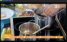 Puntata dedicata agli Puntata dedicata agli scarti di pesce, ho preparato un brodetto di pesce con fagioli cannellini. Una zuppa di fagioli con brodetto di pesce Fujuto. Zuppa di fagioli con brodetto di pesce fujuto. Costo 2 euro. Se pensiamo che per 4 persone occorre un kg di pesce, con questa ricetta del recupero degli avanzi, si può avere un risparmio che va dai 20,00 ai 25,00 euro. Preparata con le teste di pesce, gamberi o anche i gusci dei gamberi un po' di alloro e pane raffermo.