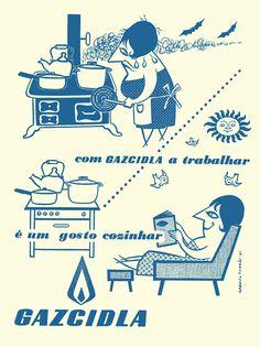 gazcidla 2 jul 62 sss Posters Vintage, Vintage Postcards, Poster Ads, Advertising Poster, Vintage Advertisements, Vintage Ads, Nostalgia, Printed Portfolio, Old Pub