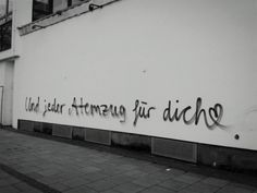 Willkommen und Abschied #love ♥