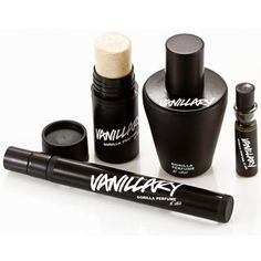 Vanillary Gorilla Perfume by LUSH  My favorite perfume made from natural ingredients!