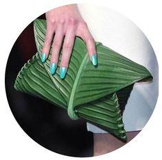 Leaf clutch.