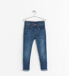 Pantalon denim skinny