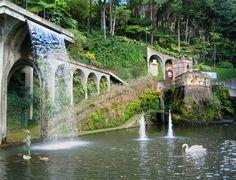Monte Palace Tropical Garden, Madeira, Portugal