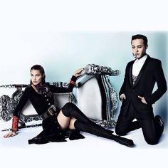 """G-Dragon for Chinese Magazine """"Vogue Me"""" (August 2016) [PHOTO] - bigbangupdates"""