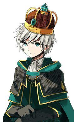 Картинки по запросу король аниме