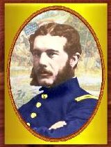 Lieutenant Colonel William Henry Harrison Benyaurd (May 17, 1841 – 7 Feb 1900) was a Union Army officer during the American Civil War who earned the Medal of Honor for his actions at Five Forks, Virginia on April 1, 1865 during reconnaissance and rallying his troops.