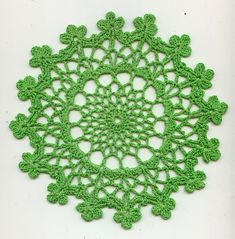 Mother & Daughter Doilies by American Thread Company