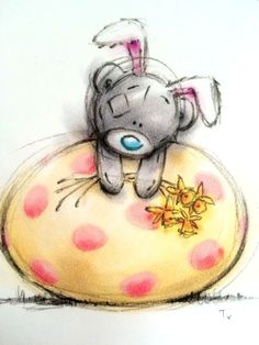 Easter ♡ Tatty Teddy tjn