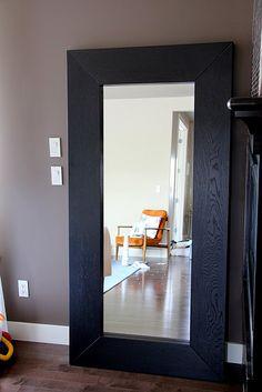 Ikea Mongstad Floor Mirror Sea Foam Bedroom Ideas
