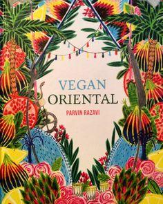 Vegan Oriental - vegan orientalisch kochen. Es gibt ja mittlerweile wirklich für jedes erdenkliche Buch-Thema...