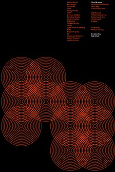 MuirMcNeil – Visual Grammar Poster Outtake for Modern Theory, 2012