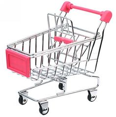 Cheap shopping cart toy, Buy Quality cart toys directly from China supermarket shopping toys Suppliers: leadingStar Mini Supermarket Handcart Shopping Utility Cart Mode Storage Toy Creative Novelty Gift Pink Great Toys Toy Supermarket, Storage Trolley, Desk Storage, Toys For Girls, Kids Toys, Pretend Grocery Store, Mini Desk, Baby Doll Accessories, Play Kitchens