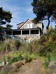 Heceta House: Great Family Friendly Ocean View Getaway! Hot Tub! FP!