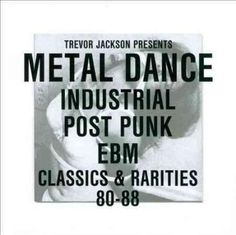 Various - Trevor Jackson Presents Dance, Grey