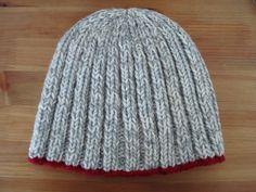 Ravelry: Chunky Ribbed Hat pattern by Chiaki Hayashi