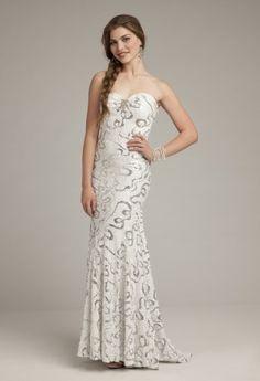 Group USA Evening Dresses