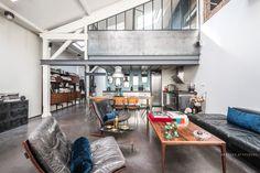 Un loft industriel et vintage près de Paris - PLANETE DECO a homes world