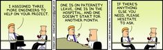 The Dilbert Strip for January 25, 2013