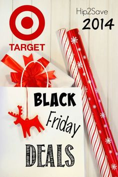60b6bfaaff11 Target opens at on Thursday, November Be one of the first guests at each  store on Black Friday and you'll score a Holiday Cracker filled with a  special ...