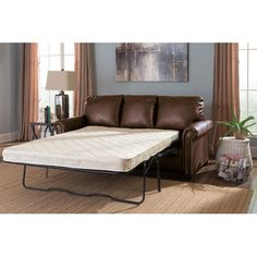 Found it at Wayfair - Lottie DuraBlend Full Sleeper Sofa