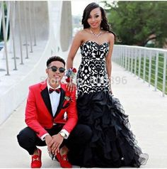 Find More Prom Dresses Information about Black Lace Prom Dress with Beautiful Ruffles Mermaid Evening Dress 2015 Sweetheart Women Dress for Special Occasion vestidos,High Quality dress sheath,China dress formal dress Suppliers, Cheap dress patterns prom dresses from Su Zhou Wedding &Events Co,LTD on Aliexpress.com