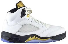 I just listed an Ask for the Jordan 5 Retro Olympic (2016) on StockX