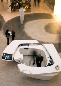伦敦Westfield 商场导视系统设计|其他|空间设计 - 设计佳作欣赏 - 站酷 (ZCOOL)