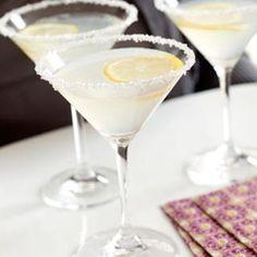 Pucker up Martinis