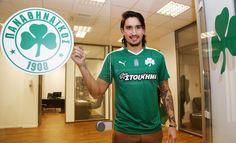 Καλως ήρθες Verde Loco #Sebastian #Leto #Panathinaikos #Comeback