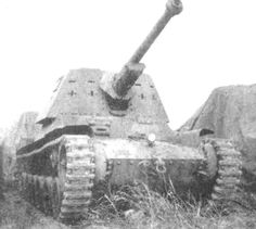 Japanese Type 3 Ho-Ni III tank destroyer, date unknown, photo 2 of 2