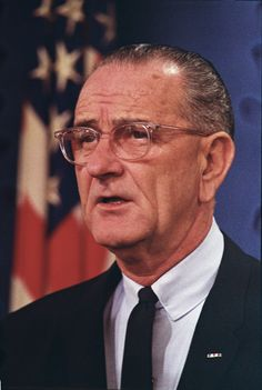 President Lyndon B. Johnson got to be president by  helping to murder  JFK