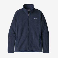 Polaroid, Patagonia Better Sweater, Patagonia Sweater Jacket, Cool Sweaters, Outdoor Outfit, Recycling, Jackets For Women, How To Wear, Knitting