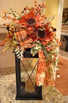 33 Beautiful Thanksgiving Decoration Ideas