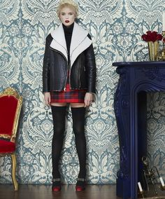 Alice + Olivia Collections Fall Winter 2013-14