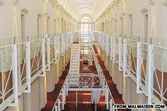 Oxford Mal England. This former Oxford prison has been converted into a boutique hotel