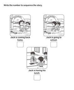 math worksheet : free printable english worksheets for kindergarteners  online esl  : Free Printable Sequencing Worksheets For Kindergarten