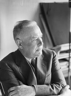 Wallace Stevens (American, 1879-1955)