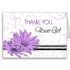 Shop Purple Flowers Sister Thank You Maid of Honor Card created by DreamingMindCards. Personalize it with photos & text or purchase as is! Thank You Greeting Cards, Custom Thank You Cards, Thank You Sister, Thank You Flowers, Bridal Shower Flowers, Bridesmaid Cards, Bridal Shower Invitations, Maid Of Honor, Purple Flowers