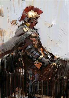 Jama Jurabaev - Fotos da linha do tempo Jama Jurabaev, Craig Mullins, Character Art, Character Design, Illustration Art, Illustrations, Roman Soldiers, Game Concept Art, Cg Art