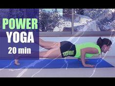 POWER YOGA 20 minutos | Elena Malova