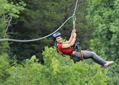 """9. Try out an <a href=""""http://www.onlyinyourstate.com/tennessee/tn-zip-line-adventure/"""" target=""""_blank"""">epic zipline</a>, for a change."""