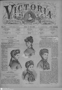 59 - Nro. 15. 15. April - Victoria - Seite - Digitale Sammlungen - Digitale Sammlungen