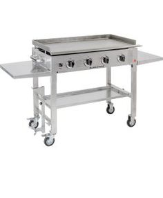 """Stainless Steel 36"""" Griddle by Blackstone"""